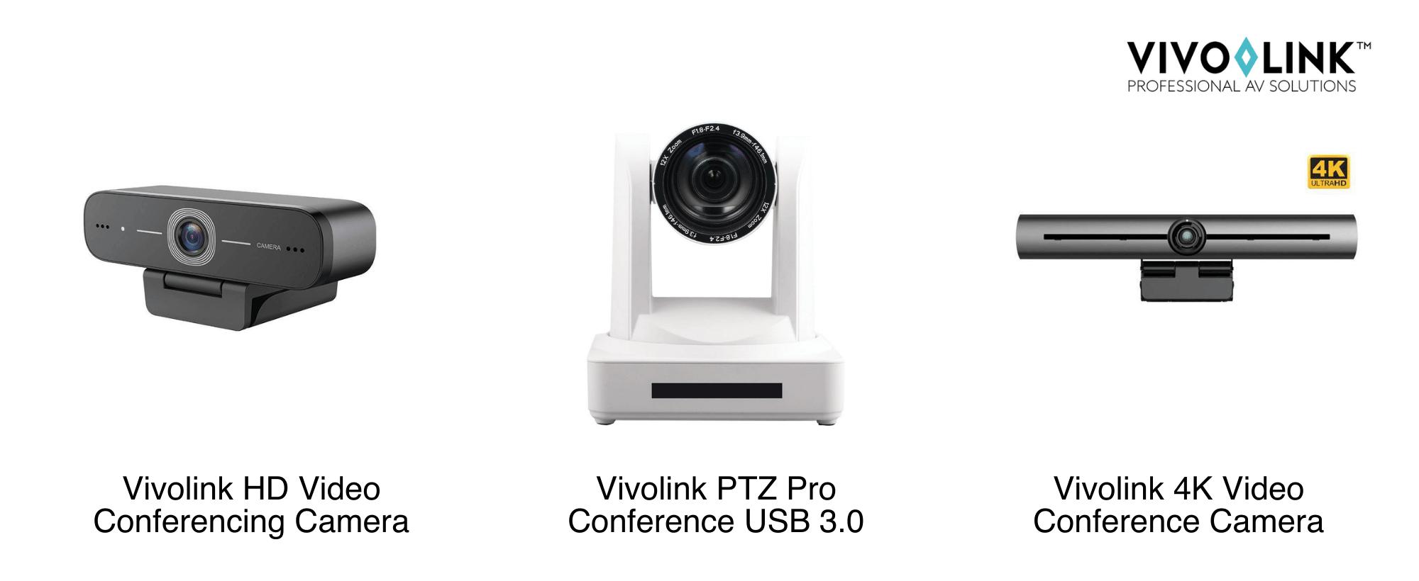 Vivolink 4K Video Conference Camera